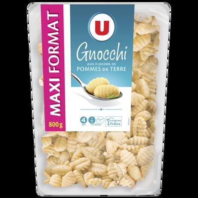 Gnocchi aux flocons de pommes de terre U, 800G