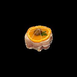 Paupiette de chapon chataigne, MAITRE JACQUES, 2x8 pièces