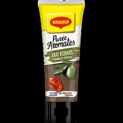 Purée d'aromates olive MAGGI, 80g