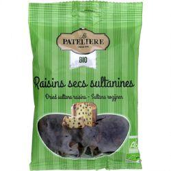 Raisins secs bio LA PATELIERE