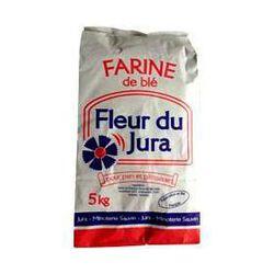 *Farine de blé   FLEUR DU JURA   Minoterie SAUVIN - JURA 5kg