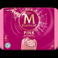 MAGNUM pink(framboise)x4 344g