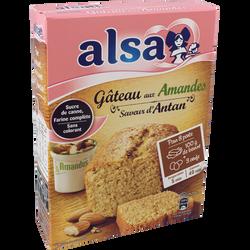 Gâteau aux amandes saveur d'antan ALSA, 300g