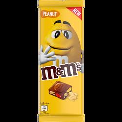 M&M'S peanut, tablette de 165g