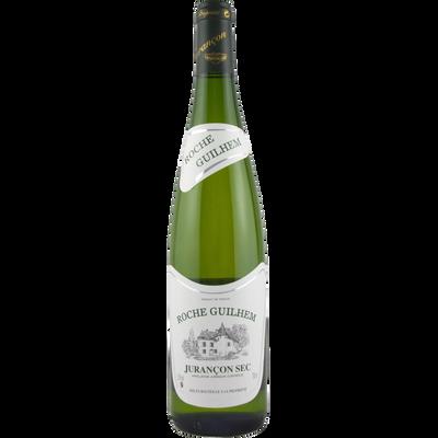 """Vin blanc sec AOP Jurançon """"Domaine Roche de Guilhem"""",75cl"""