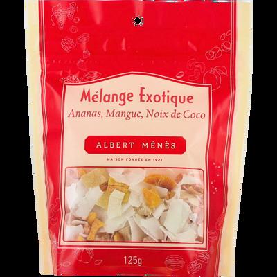Mélange exotique ALBERT MENES, sachet de 125g