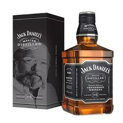 Tennesse Whiskey Master Distiller series JACK DANIEL'S n°5 70cl 43%vol