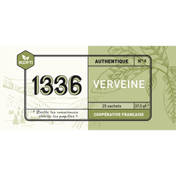 INFUSIONS VERVEINE 1336