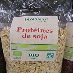 protéine de soja bio 250g