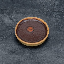 Tartelette au chocolat, 1 pièce, 130g
