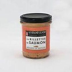 Rillettes de saumon, Le Grand Lejon