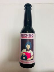 TECHNO - IMPERIAL STOUT 33CL