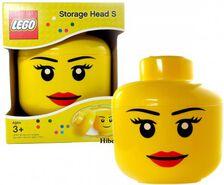 Lego Tete Fille  D.16x19,5cm