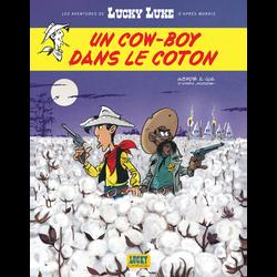 Luky Luke tome 9-Un cow-boy dans le coton