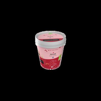 Sorbet fraise bio MAISON ALPEREL, 350g