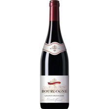 Vin rouge AOC Bourgogne Grand Ordinaire Comte Mesnard, 75cl