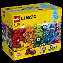 LEGO® Classic - La boîte de briques et de roues - 10715 - Dès 4 ans