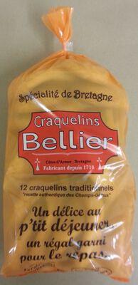 CRAQUELINS BELLIER X 12 165 gr
