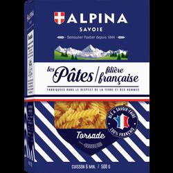 Torsade filière Française ALPINA Savoie, paquet de 500g