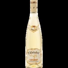Coteaux du Languedoc AOP blanc CABRIERES ESTABEL, bouteille de 75cl