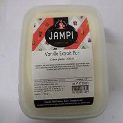 Crème glacée de vanille extrait pur