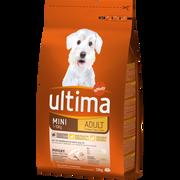 Ultima Croquettes Pour Petits Chiens Adulte Ultima, 1,5kg