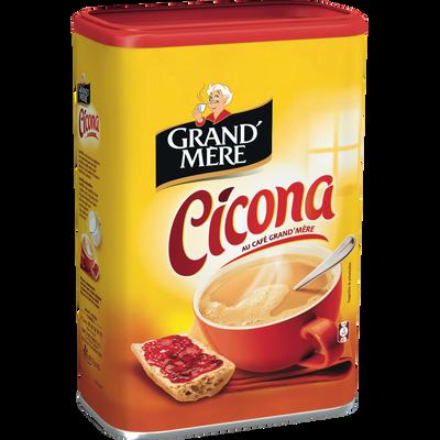 Café soluble à la chicorée CICONA, 250g