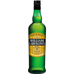 Whisky Blended WILLIAM LAWSON'S, 40° 70cl