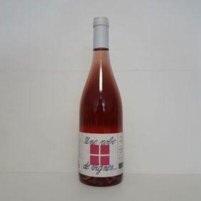 IGP Urfé vin rosé moelleux PALAIS bouteille 75cl