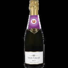 Vouvray Vin Blanc Aoc  Brut U , 75cl