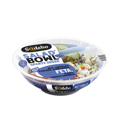Salad'bowl sparte SODEBO 330g