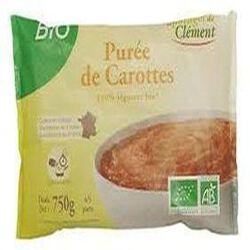 Purée de carottes 750gr Bio