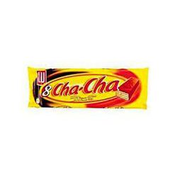 Gaufrettes au caramel Cha-Cha LU, 8 unités, 240g