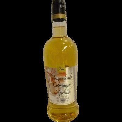 Vinaigre de cidre, 5%, FUCHS, bouteille de 75cl
