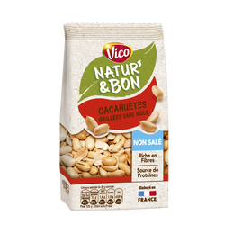Natur'&bon cacahuete VICO, sachet de 250g