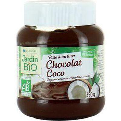 Pâte à tartiner Chocolat Coco bio 350g