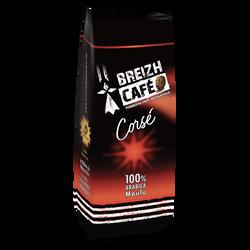 Café corsé, LE MENEZ BREIZH, 250g