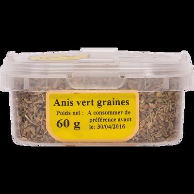 Anis graines, pot, 60g