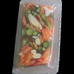 Aspic de légumes FOREZIA, 200g