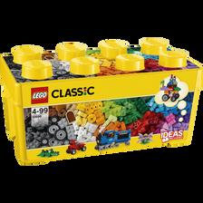 La boite de briques créatives LEGO