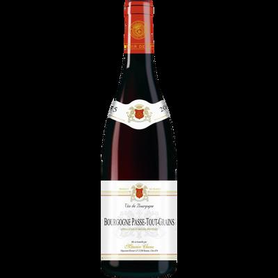 Vin rouge AOP de Bourgogne Passetougrain Maurice Chenu, 75cl