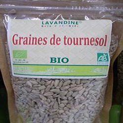 graines de tournesol bio 250g