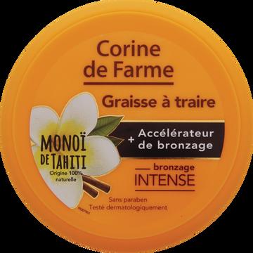 Corine de Farme Graisse À Traire Accélerateur De Bronzage Corine De Farme, Pot De 150ml