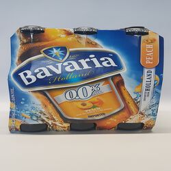 BAVARIA 0% PECHE 6X33CL