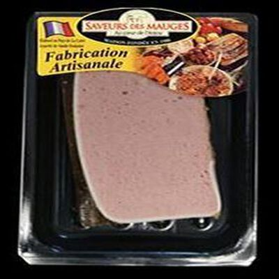 Crème de Foie Artisanale 160