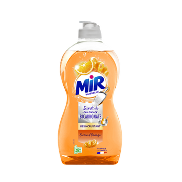 Mir Liquide Vaisselle Secrets De Cuisiniers À L'écorce D'orange Mir, 500ml