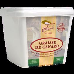 Graisse de canard confite, PANACHE DES LANDES, Pot 950g