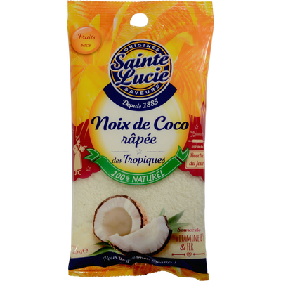 NOIX DE COCO RÂPÉE  500G