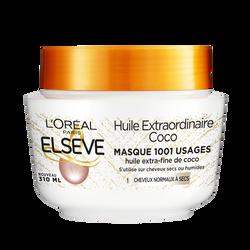 Masque huile extraordinaire pour coco ELSEVE 310ml