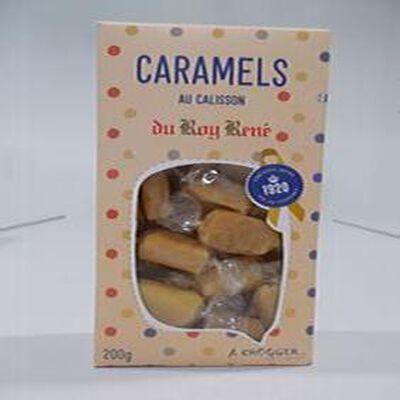 CARAMELS AU CALISSON DU ROY RENE 200g